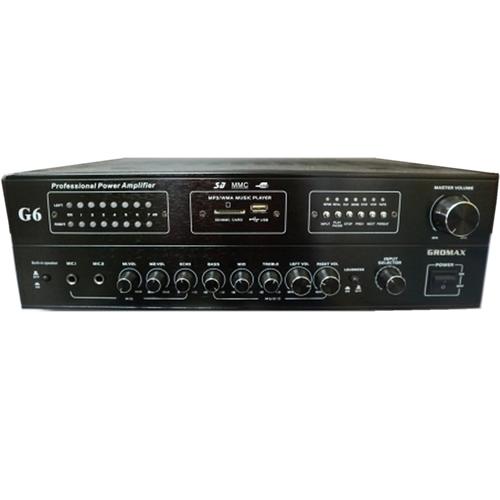 Amplifier Gromax G6
