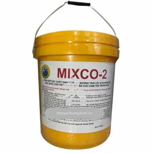 Bột tạo côn trùng Mixco-2