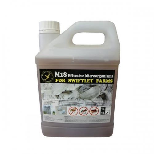 Dung dịch bảo vệ nhà yens MEIYAN M18 EFFECTIVE MICRO ORGANISMS 4L