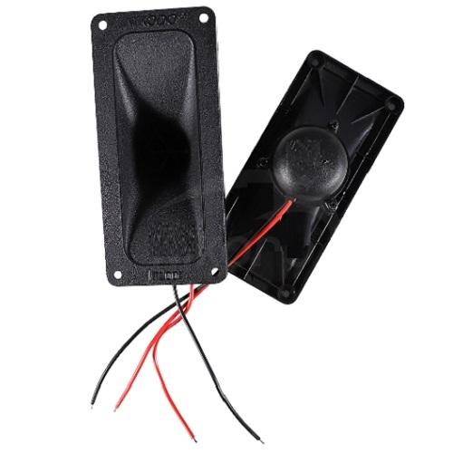 Loa ru chữ nhật ax68 audax có dây điện